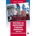 Histoire du mouvement étudiant québécois 1956-2013. Des Trois Braves aux carrés rouges, de Marc Simard : Introduction