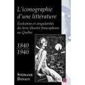 L'iconographie d'une littérature. Évolution et singularités du livre illustré francophone, de Stéphanie Danaux : Bibliographie