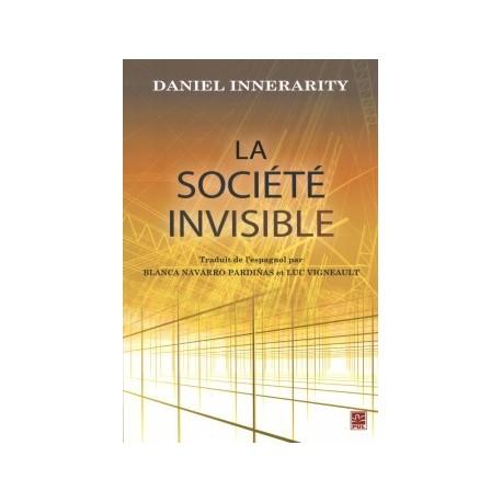La société invisible, de Daniel Innerarity : Chapitre 8