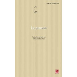 Le Pouvoir, de Niklas Luhmann : Chapitre 2