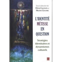 L'identité métisse en question. Stratégies identitaires et dynamisme culturel : Introduction