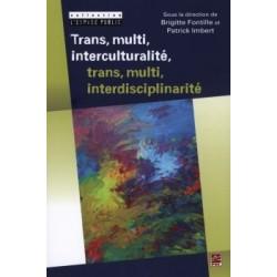Trans, multi, interculturalité, trans, multi, interdisciplinarité : Chapitre 12