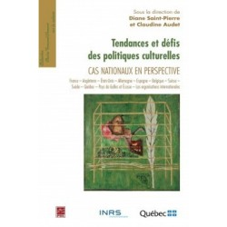 Tendances et défis des politiques culturelles. Analyses et témoignages : Introduction