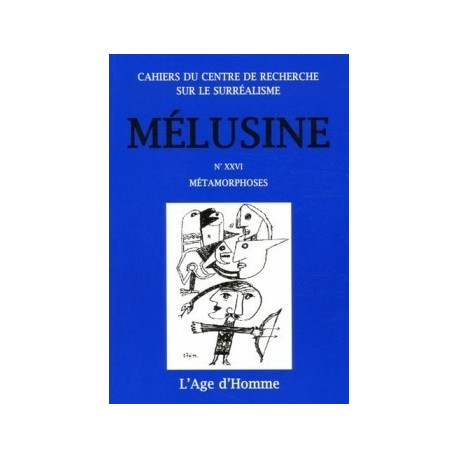 Revue Mélusine numéro 26 : Métamorphoses : Chapitre 14